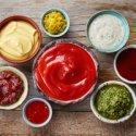 Bio szószok, öntetek, ketchupok, ecetek