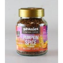 Beanies fűszeres-sütőtökös ízű instant kávé 50g