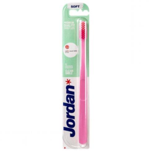 Jordan clean smile soft fogkefe 1db