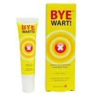 Bye wart szemölcs elleni krém 15ml