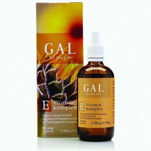 Gal e-vitamin komplex csepp 95ml