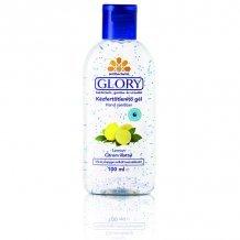Glory kézfertőtlenítő gél citrom 50ml