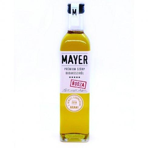 Mayer bodzaszörp 500ml