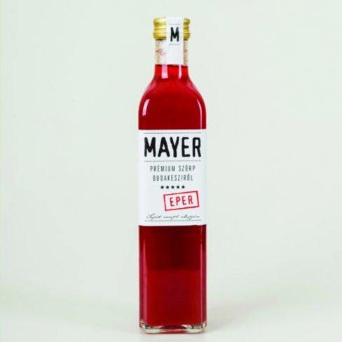 Mayer eperszörp 500ml