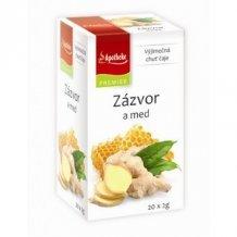 Apotheke gyömbér és méz tea 20x2g 40g