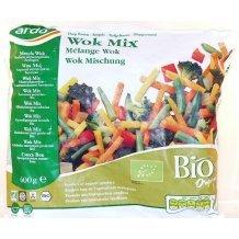 Ardo bio gyorsfagyasztott wok mix 600g