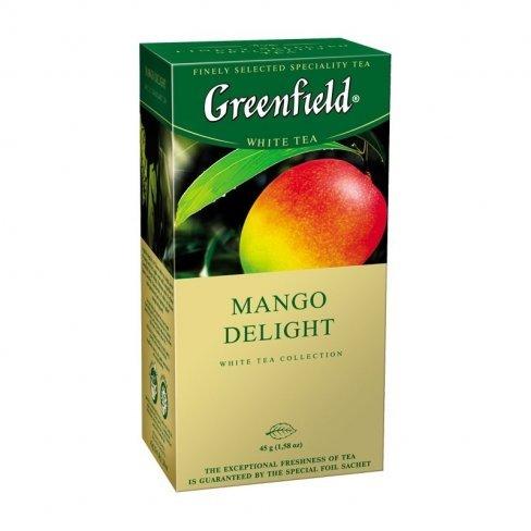 Greenfield mango delight tea 25db