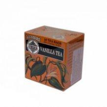 Mlesna fekete tea vanília íz 15x1g 15g