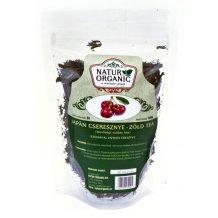 Natur organic japán cseresznye zöldtea 100g