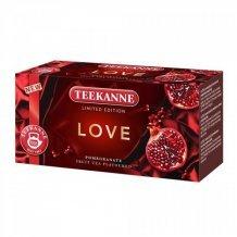 Teekanne world of fruit love gránátalma és őszibarack tea 50g
