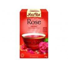 Yogi bio tea rózsa 17x1,8g 31g