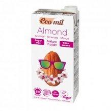 Ecomil bio mandulaital cukormentes-protein 1l