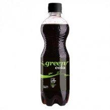 Green cola steviával 500ml