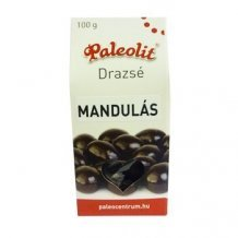 Paleolit drazsé mandula 100g