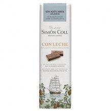 Simon coll gluténmentes tej csokoládé 25g