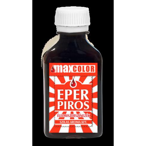 Szilas élelmiszerszínezék eperpiros 30ml