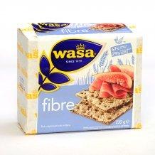 Wasa teljes kiőrlésű kenyér ropogós 230g