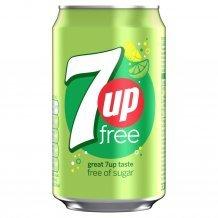 7up free 330 ml 330 ml