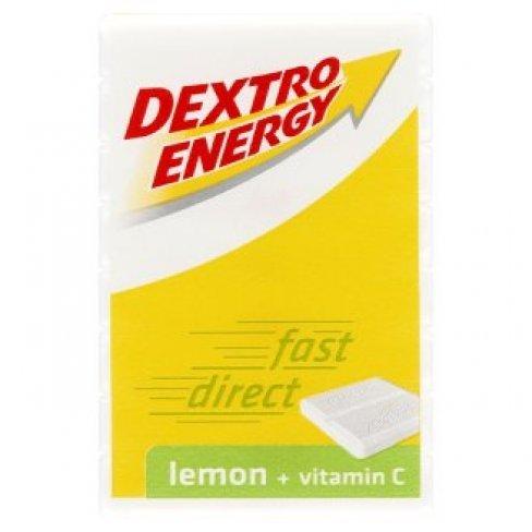 Dextro energy szőlőcukor citrom 46 g