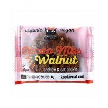 Kookie cat bio zabkeksz kakaóbab-dió 50 g