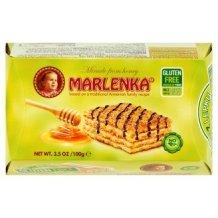 Marlenka mézes torta gluténmentes 100 g