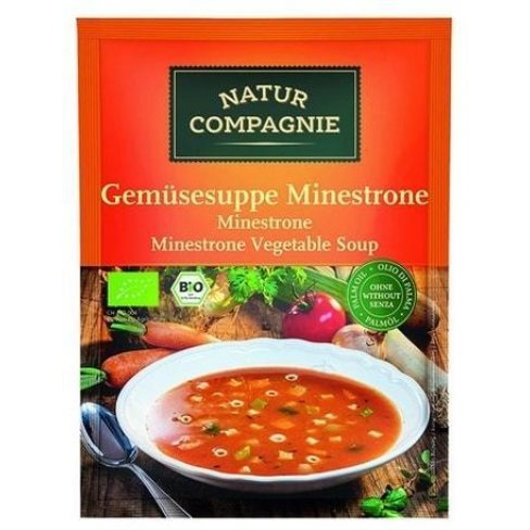 Nc. bio minestrone leves 50 g