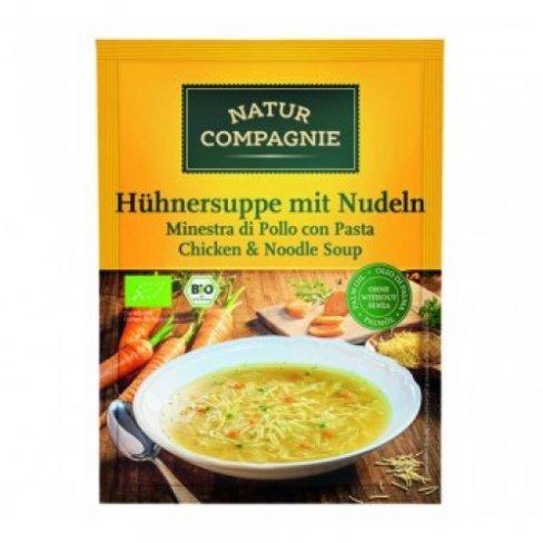 Nc. bio tyúkhúsleves+tészta 40 g