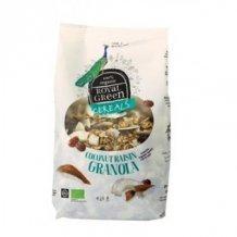Royal green bio müzli kókuszos granola 425 g