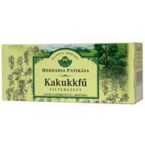 Herbária kakukkfü tea 25x1g 25g