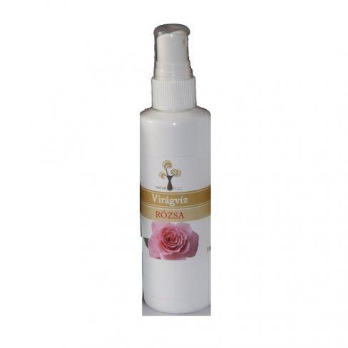 Naturpolc rózsa virágvíz spray 100ml