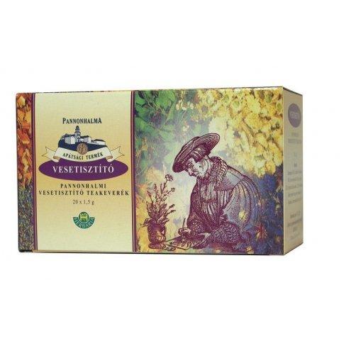 Pannonhalmi vesetisztító tea 20x1,5g 30g