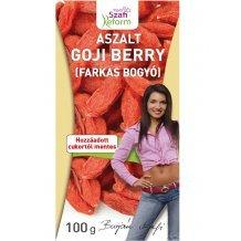 Szafi fitt aszalt goji berry 100g