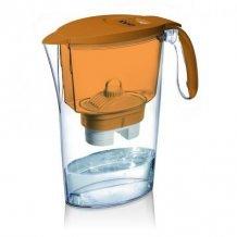 Laica clear line vízszűrőkancsó narancssárga 1db