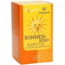 Sonnentor bio napgyermek baba tea 30g