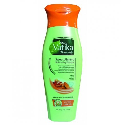 Vatika naturals sweet almond hidratáló sampon 200ml