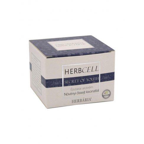 Herbcell éjszakai arckrém növényi őssejtkivonattal 50ml