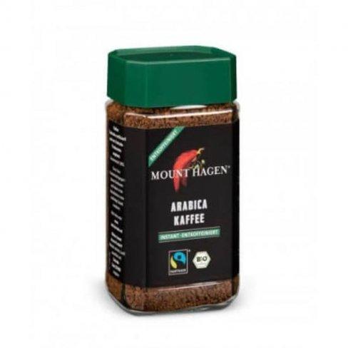 Mount hagen bio kávé koffeinment.arabica 100 g