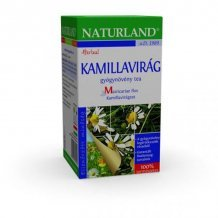 Naturland kamilla tea 25 filt. 25 filter