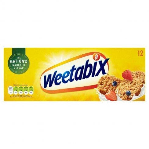 Weetabix szelet teljes kiőrlésű gabona 215 g