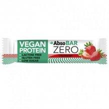Absorice absobar zero vegan proteinszelet strawberry 40g