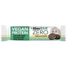 Absorice absobar zero vegan proteinszelet vanilla cookies 40g