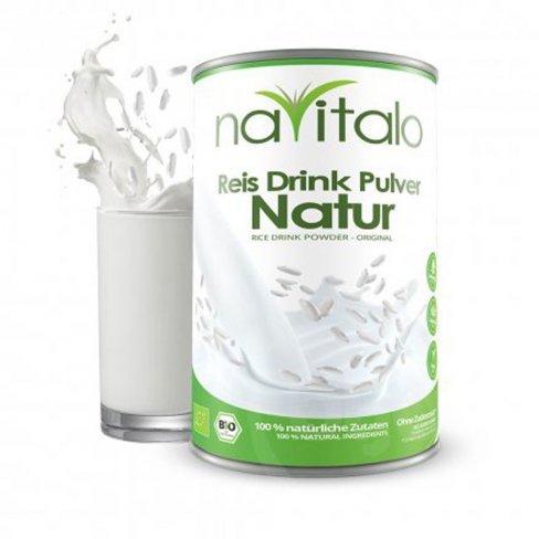 Navitalo bio rizs italpor natúr 250g