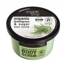 Organic shop bio cukros testradír provance-i citromfű 250ml