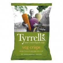 Tyrrells zöldség chips 125 g 125 g
