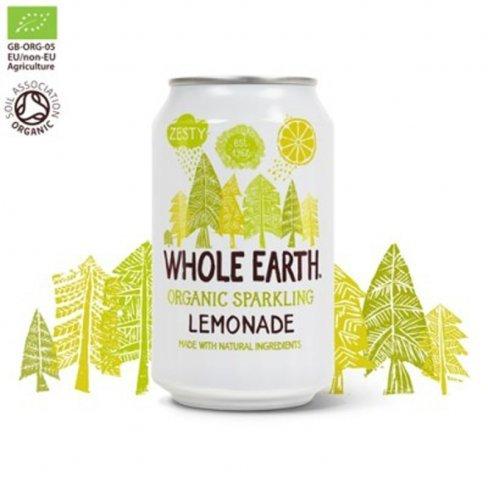 Whole earth bio üdítőital limonádé 330 ml