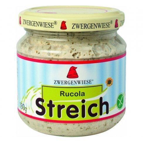 Zwergenwiese bio szendvicskrém rukkolás 180g
