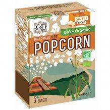 Bio yum  kah micro popcorn sós 3x90g
