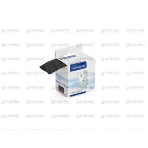 Vásároljon Asiamed kineziológiai szalag 5cmx 5m fekete 1 db terméket - 1.901 Ft-ért