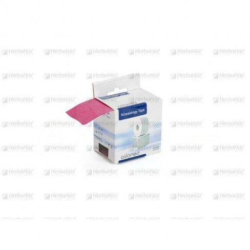 Vásároljon Asiamed kineziológiai szalag 5cmx5m rózsaszín 1db terméket - 1.901 Ft-ért