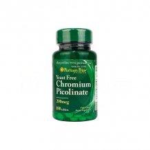 Puritans pride chromium picolinate 200mcg tabletta 100db
